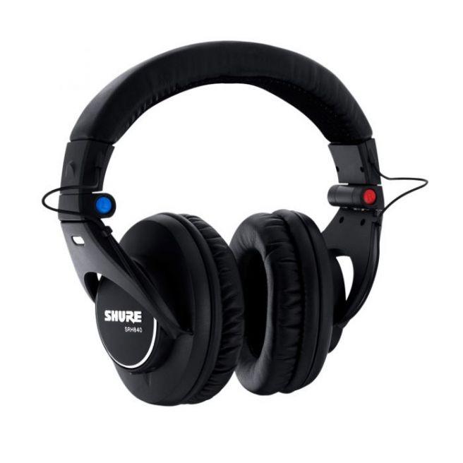 SHURE SRH840 Professional Monitorimg слушалки