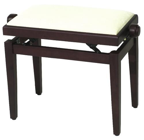 GEWApure Piano bench FX Rosewood matt