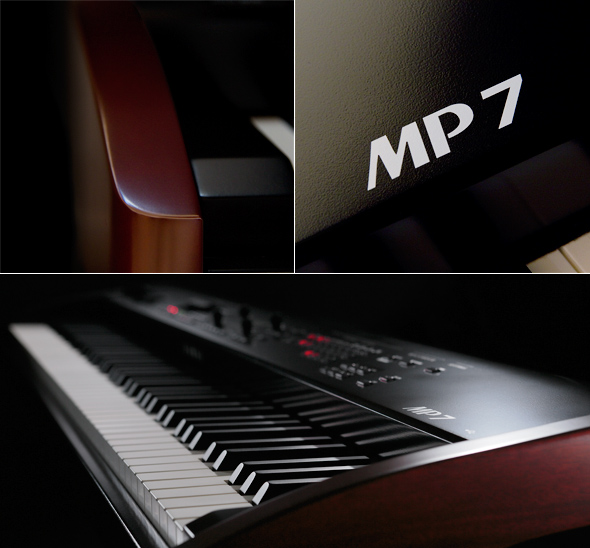 MP7 Stage piano