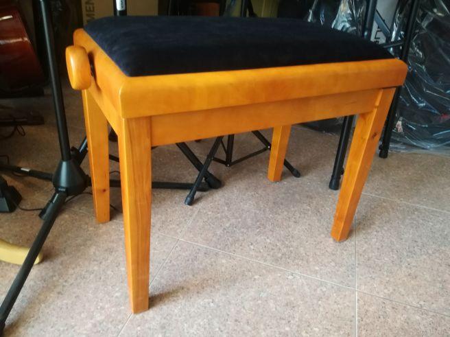 GEWA  Piano bench Cherry matt