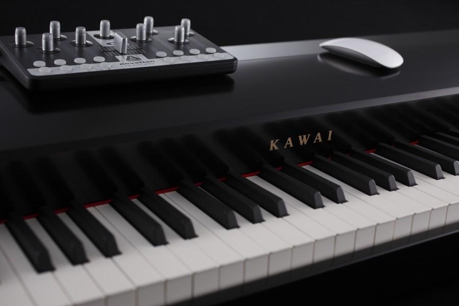 Musichouse CAMERTON: VPC1 Virtual Piano Controller