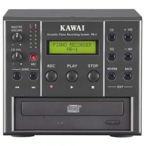 PR-1 piano recording system