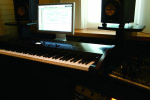 MP 10 Professional Stage piano