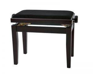 GEWA Gewa Piano bench Rosewood matt